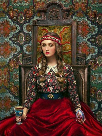 Славянская краса - №3