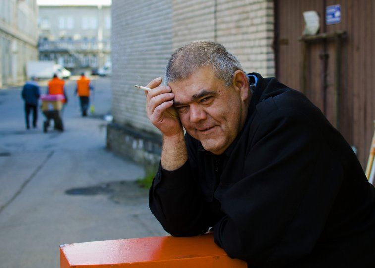 Сергей Комолов