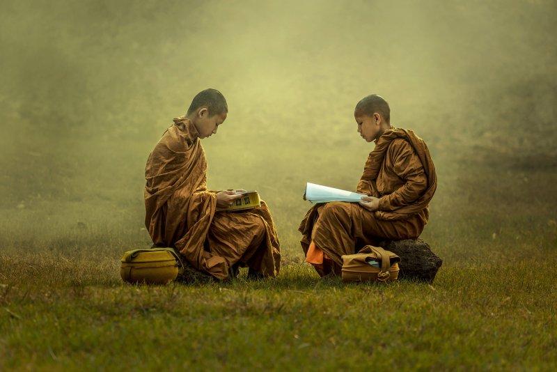 """""""Азия"""" в фотографиях Jakkree Thampitakku - №1"""