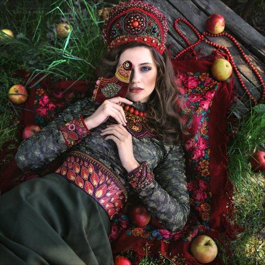 Margarita Kareva - №28