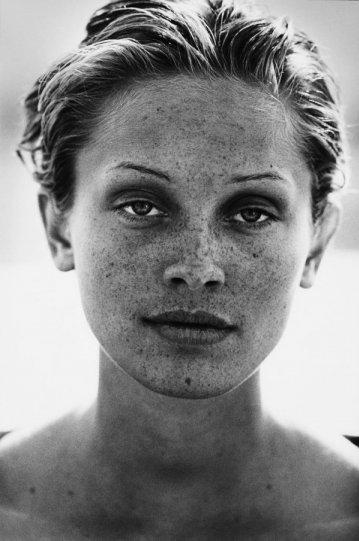 Красота в портретах Петера Линдберга - №46