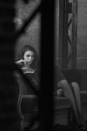 Фотограф и режиссёр Люк Браке - №15