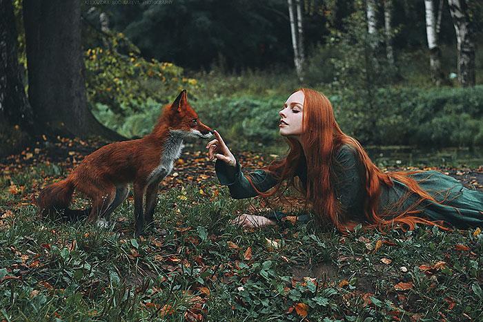 Александра Бочкарёва - №12