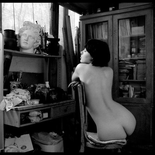 Фотограф Эжен Рено - №18