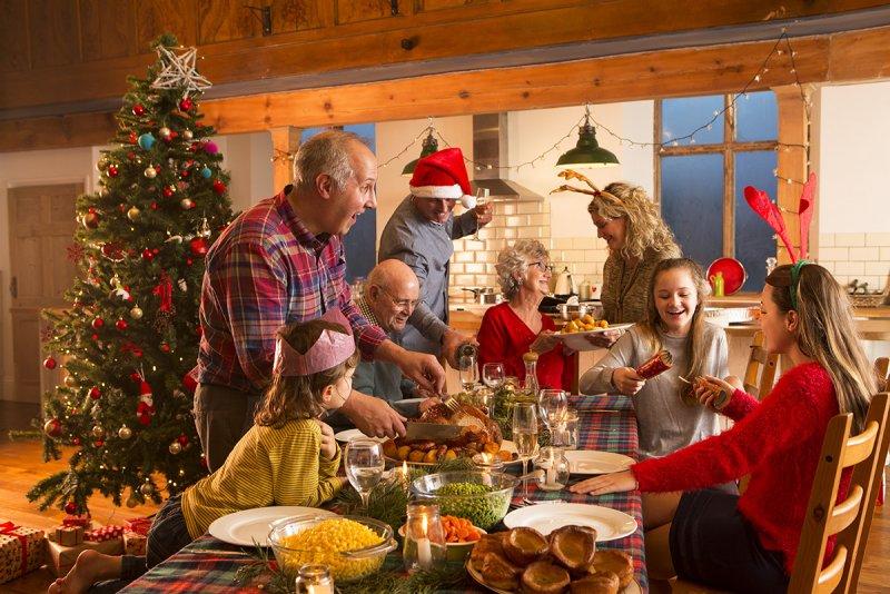 Идеи для оригинальной новогодней фотосессии. Фото №2