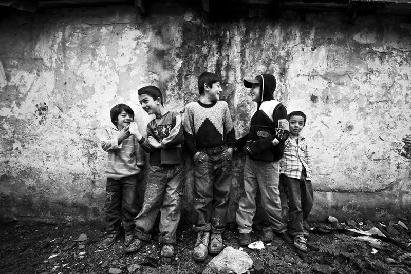 Стамбул в уличных фотографиях Мустафы Дедеоглу - №10