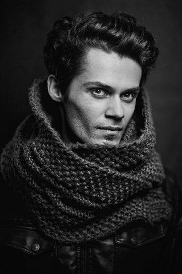 Мастер портретной фотографии Adrian Blachut - №12