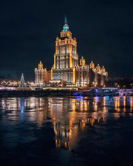 Москва Ольги Мелекесцевой - №6