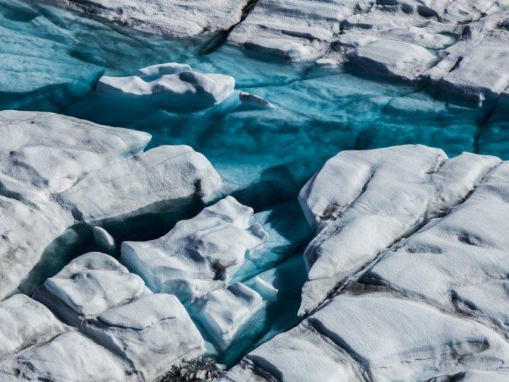 Арктика в фотографиях Дайан Тафт - №1
