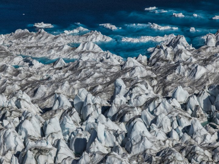 Арктика в фотографиях Дайан Тафт - №2