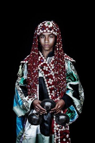 Портреты от Лейлы Алауи - №2