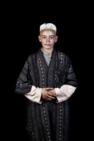 Портреты от Лейлы Алауи - №10