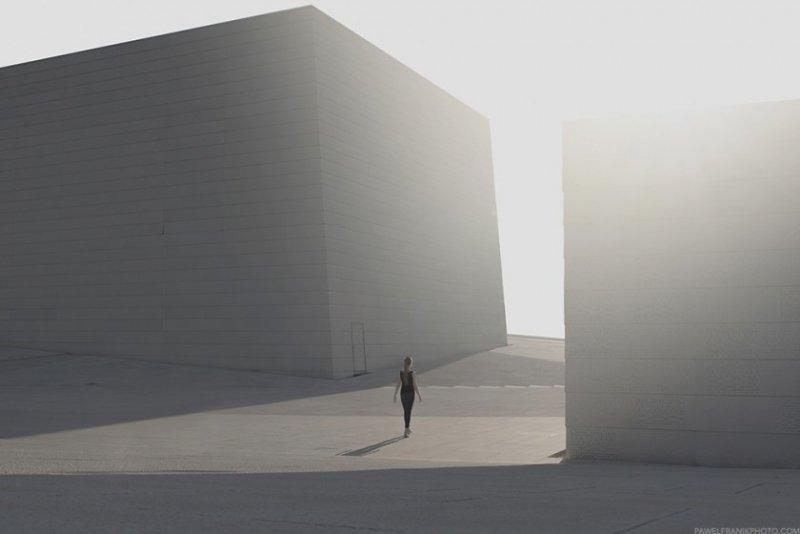 Красота минимализма в фотографиях Павла Франика - №10