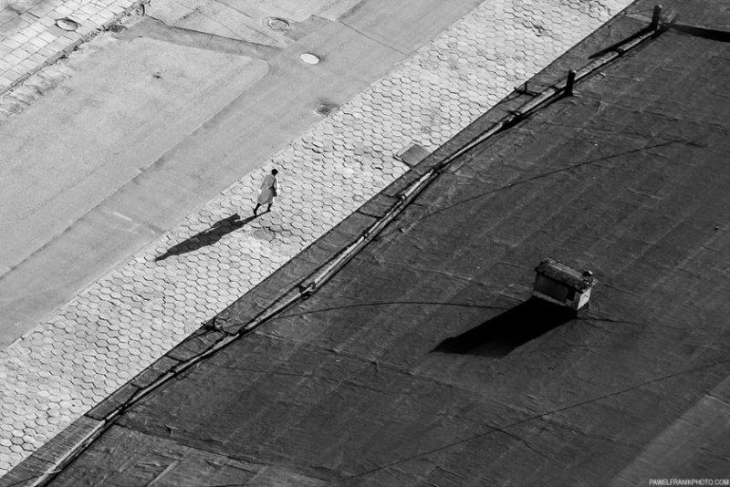 Красота минимализма в фотографиях Павла Франика - №18