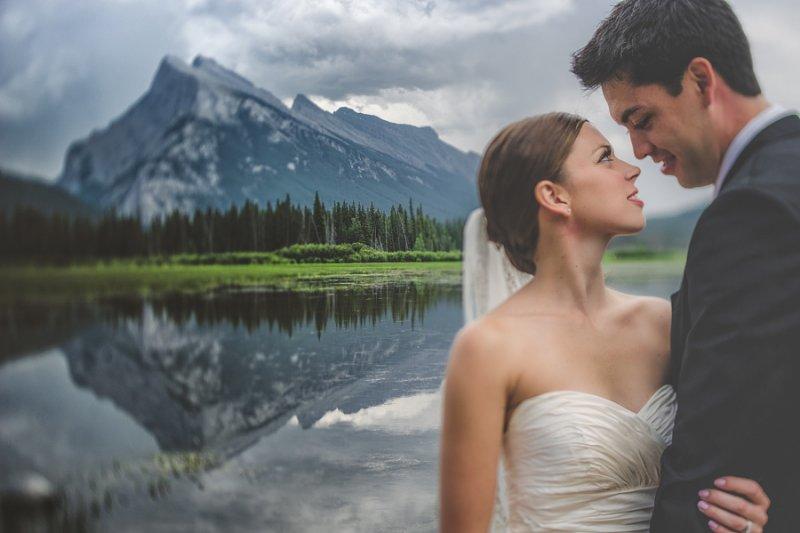 Необычные свадебные фотографии от Кэри Нэша - №2