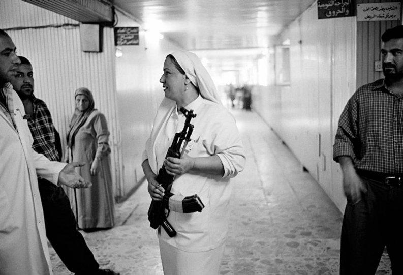 Фотожурналист Дарио Митидиери - №19