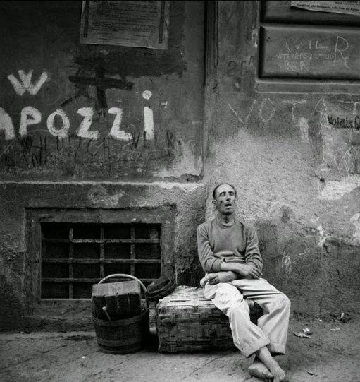 Фотограф и фотожурналист Вернер Бишоф - №26
