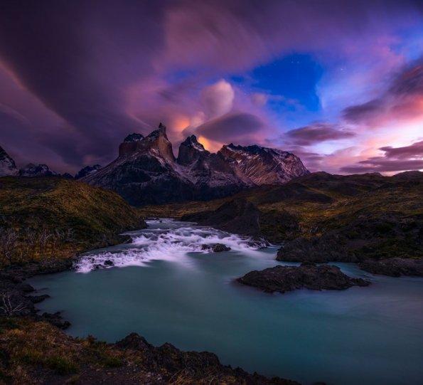 Первозданная красота природы в пейзажной фотографии - №10