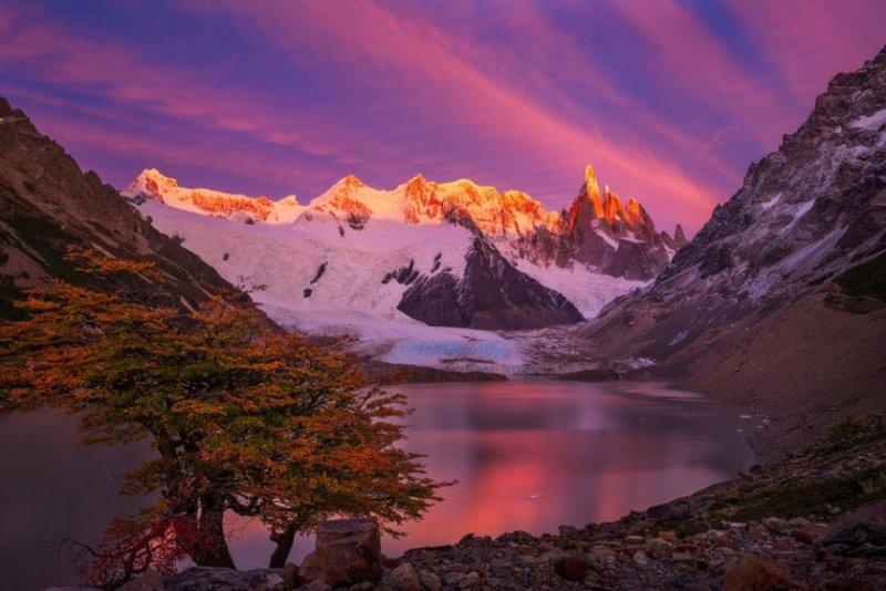Первозданная красота природы в пейзажной фотографии - №5