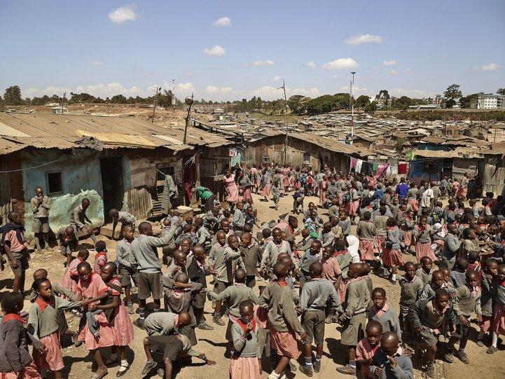 Трущобы Матаре, Найроби, Кения