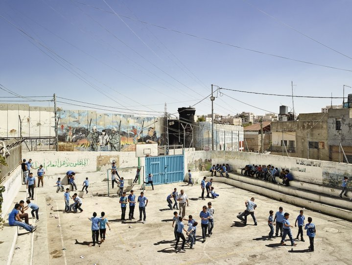 Школа для мальчиков Аида, Вифлеем, Западный берег реки Иордан