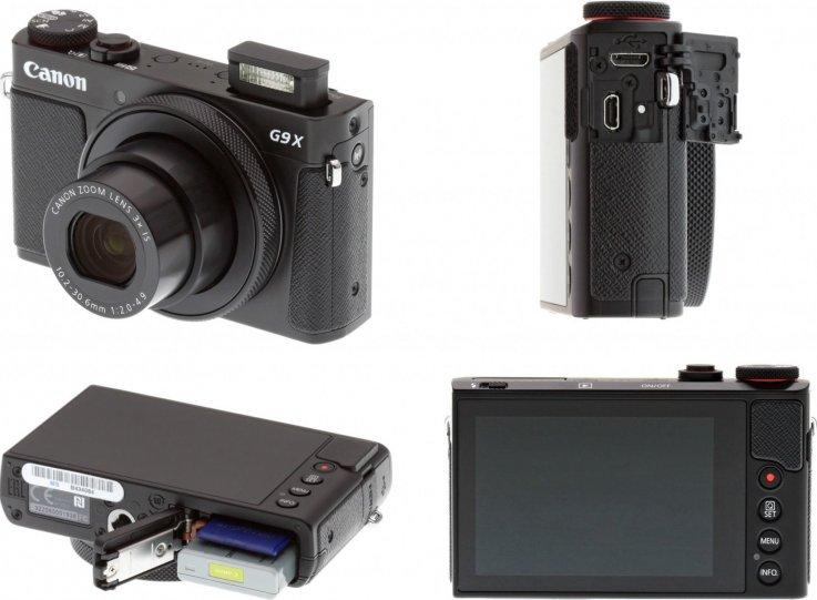 Внешний вид камеры