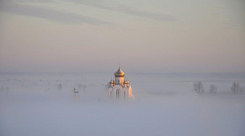 «Храм Рождества Христова». Автор фото: Евгений Кузин