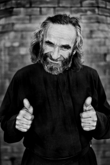 «Монах Пётр». Автор фото: Андрей Рассанов