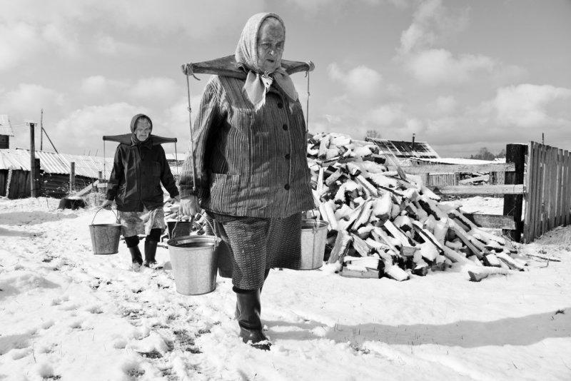 «Жили-были». Автор фото: А. М. Степаненко
