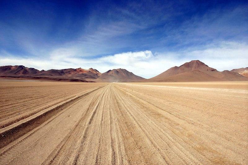 Боливийский пейзаж