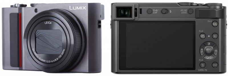 Внешний вид Panasonic LUMIX TZ200