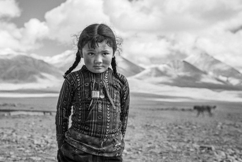 «Застенчивая». Автор фото: Янхонг Чжан, Китай.