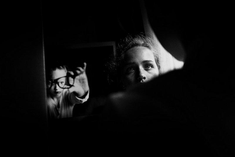 «Мы всегда кого-то ищем». Автор фото: Ульяна Харинова, Россия.