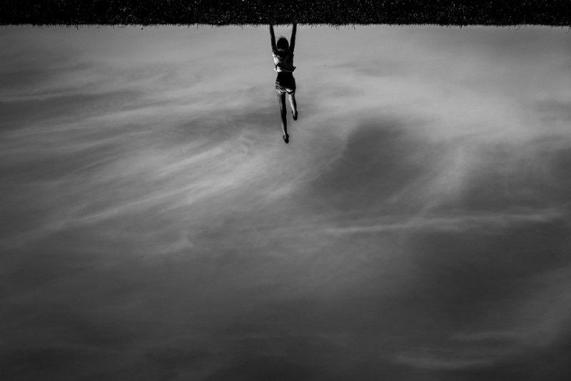 «Хватаясь руками за всё, что можно». Автор фото: Свен Бергер, Германия.