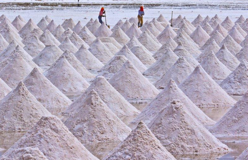 Красивые пейзажи китайской провинции Ганьсу - №11