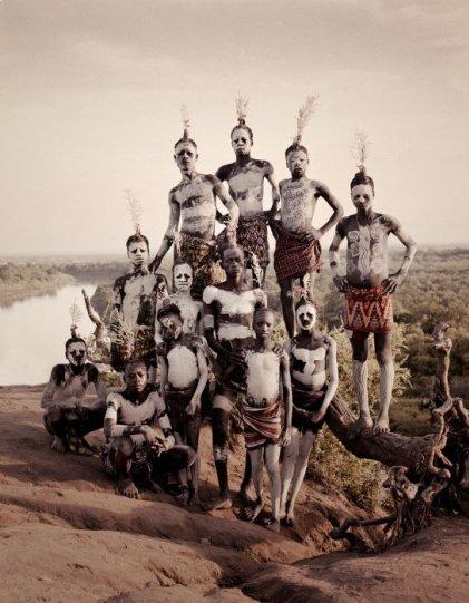 Самое малочисленное племя в Эфиопии