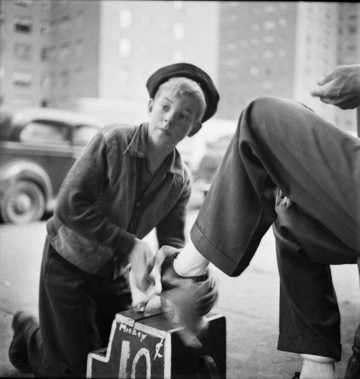 Фотограф Стэнли Кубрик - №17