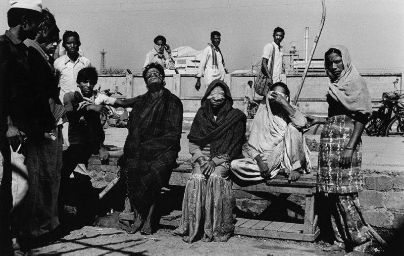 Индия в объективе легендарного Рагху Рая - №24