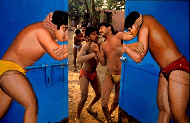 Индия в объективе легендарного Рагху Рая - №34