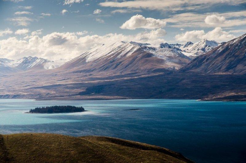 Красивые пейзажные фотографий со всей Земли - №9