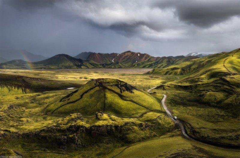 Красивые пейзажные фотографий со всей Земли - №21