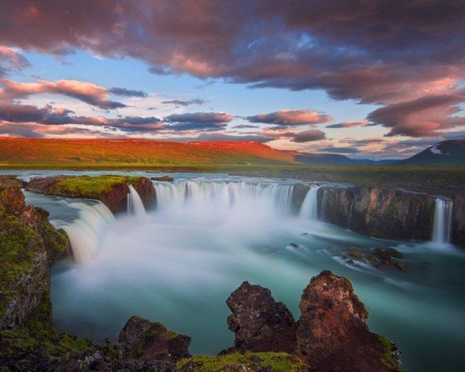 Красивые пейзажные фотографий со всей Земли - №25