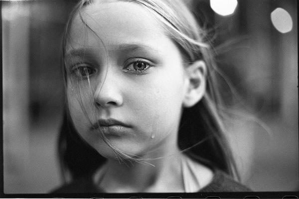 Потрясающие чёрно-белые портреты - №4