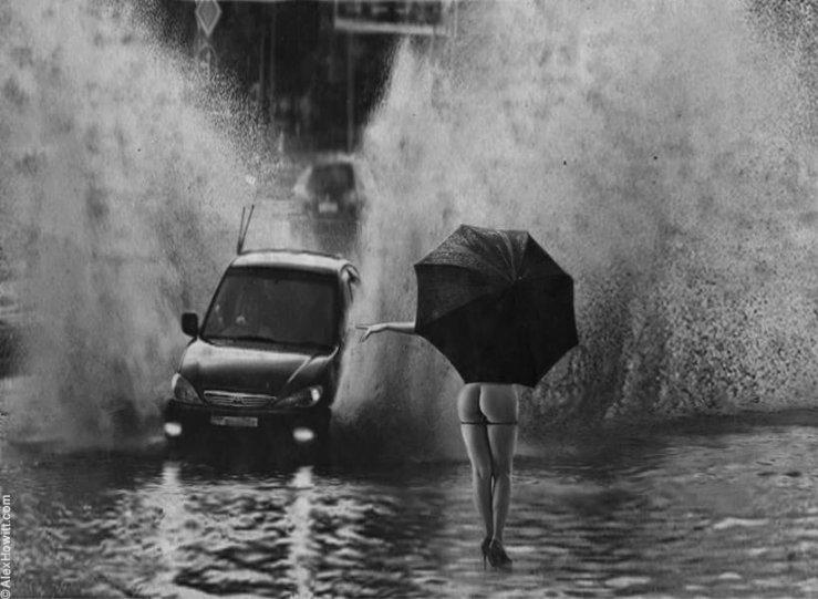 Художественные фотографии Алекса Хоуита - №15