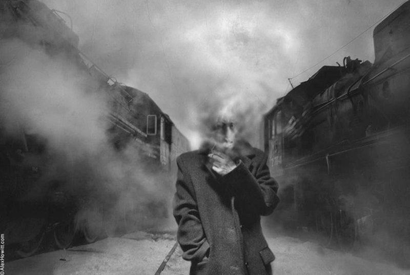 Художественные фотографии Алекса Хоуита - №19