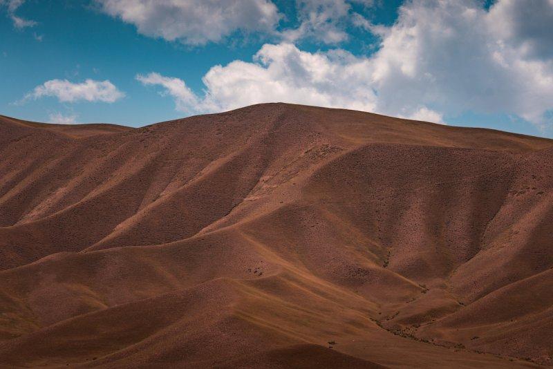 Потрясающие пейзажи Киргизии - №15