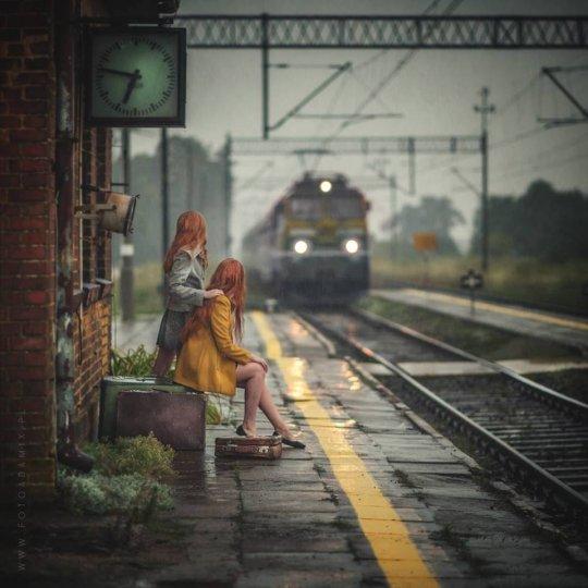 Польский фотограф Adam Wawrzyniak - №12
