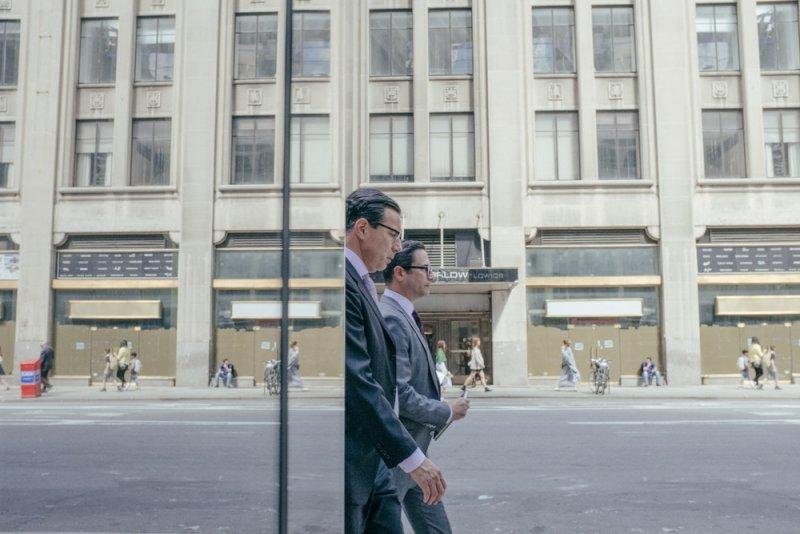 «Совпадения» – уличный фотопроект Джонатана Хигби - №6