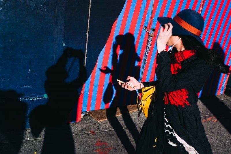 «Совпадения» – уличный фотопроект Джонатана Хигби - №11