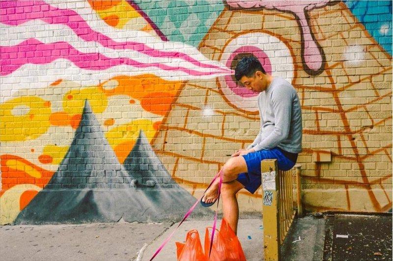 «Совпадения» – уличный фотопроект Джонатана Хигби - №12